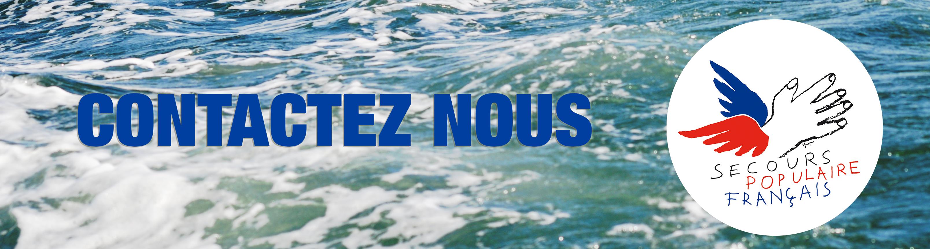Les vacances avec le Secours populaire du Puy-de-Dôme, contactez nous !