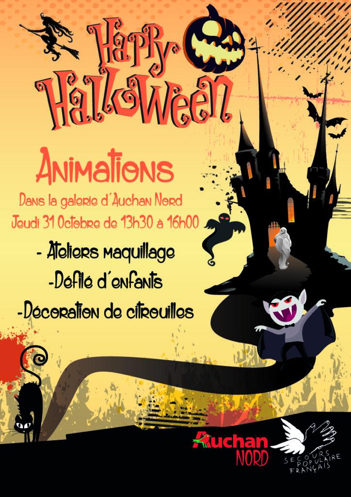 SPF63 Animations Halloween